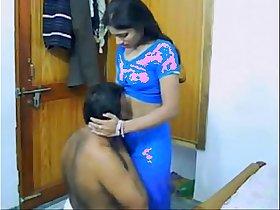 Desi Honeymoon Couple Sucking And Fucking