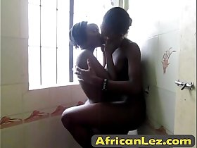 Seductive African Dykes Fuck In Bathroom-alta-final