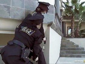 Enhanced Interrogation (Fucking Lady Police Officers)