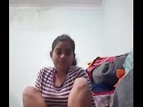 Indian school girl sonia mishra showing pussy making video whatsapp leaked