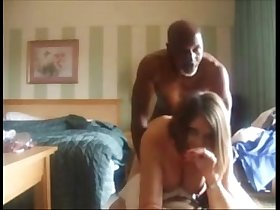 Cuckolding Wife Fucked by a Black Man