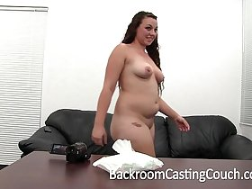 Curvy Amateur's First Blowjob - Sherry on BRCC