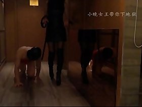 ??????????????, Tianjin Mistress give slave a lesson